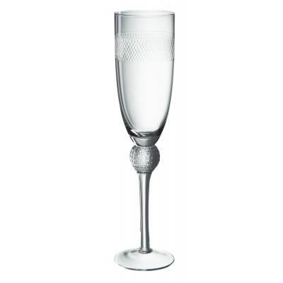 Бокал для шампанского J-LINE высота 26 см Бельгия
