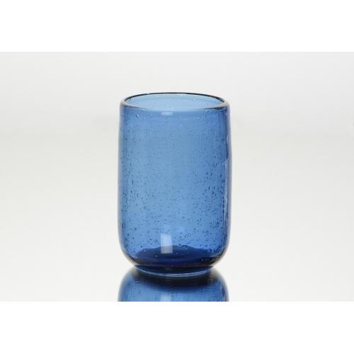 Стакан AMADEUS стеклянный синий объем 300 мл Франция