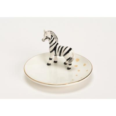 Держатель для украшений AMADEUS  держатель для украшений в форме лошади зебры Франция