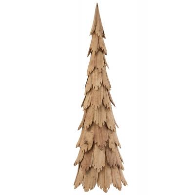 Елочка деревянная  J-LINE настольная высота 58 см Бельгия