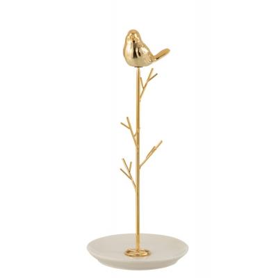Держатель для украшений J-LINE  в форме птицы высота 32 см Бельгия