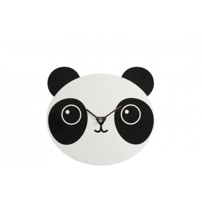 Часы J-LINE детские Панда настенные