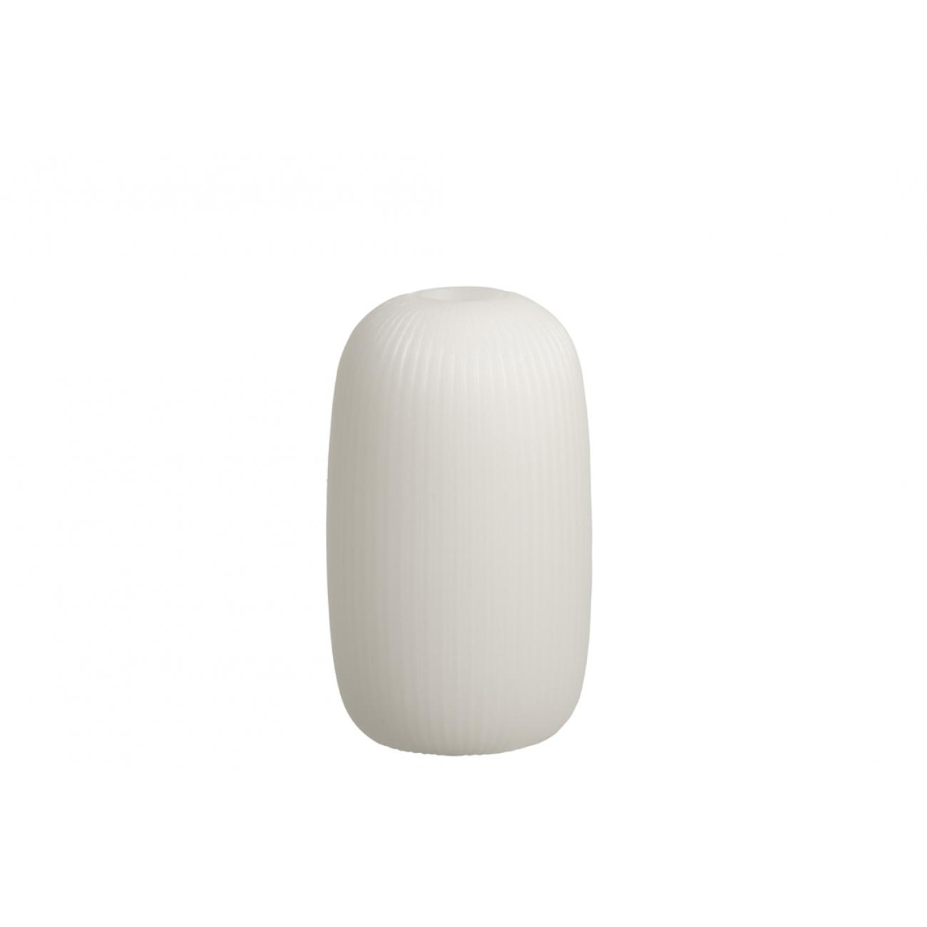 Ночник  J-LINE лед лампа   белая 16 см